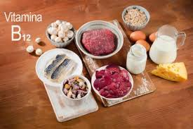 Vitamina B12 para Vegetariano